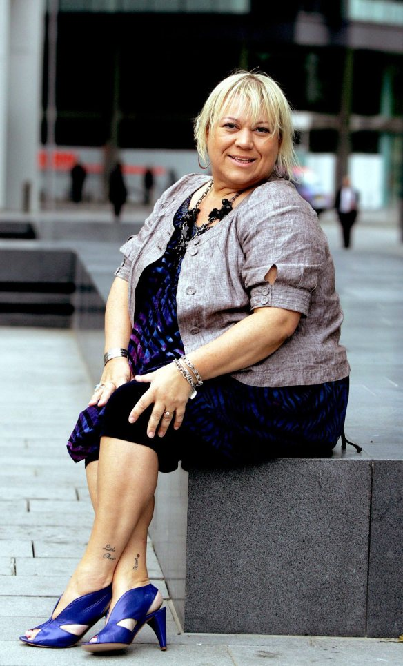 manchester evening news 12/06/08 shift features tina malone shameless weight loss pic simon pendrigh