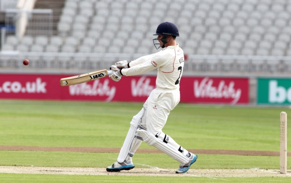 LANCASHIRE COUNTY CRICKET CLUB Emirates Old Trafford Luis Reece