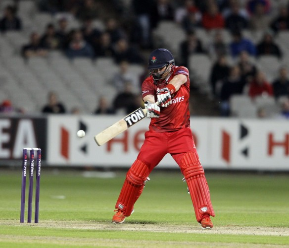 LANCASHIRE COUNTY CRICKET CLUB Emirates Old Trafford NatWest t20 Blast, North Group:  Lancashire Lightning v Leicestershire Foxes 15/05/15