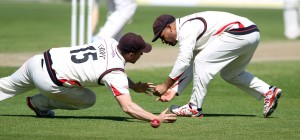 LANCASHIRE COUNTY CRICKET CLUB Emirates Old Trafford LV= County Championship LANCS V GLOUCESTERSHIRE 11/05/15 Day2