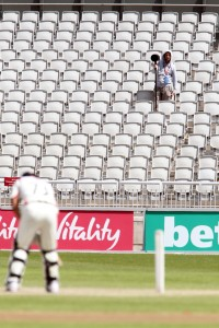 LANCASHIRE COUNTY CRICKET CLUB Emirates Old Trafford LV= County Championship LANCS V GLOUCESTERSHIRE 13/05/15 Day4