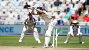LANCASHIRE COUNTY CRICKET CLUB Emirates Old Trafford Lancashire v Northamptonshire LV= County Championship Division Two, 30/06/15 Paul Horton