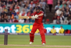 LANCASHIRE COUNTY CRICKET CLUB Emirates Old Trafford Lancashire Lightning v Birmingham Bears Nat West t20 Blast 26/06/15 Paul Horton batting