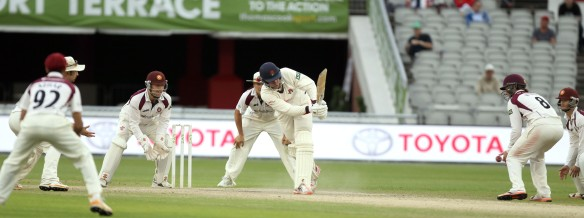 LANCASHIRE COUNTY CRICKET CLUB Emirates Old Trafford Lancs v Northants LV= County Championship Division Two, 02/07/15 Tom Bailey