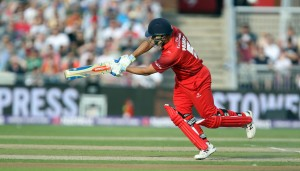 LANCASHIRE COUNTY CRICKET CLUB Emirates Old Trafford Lancashire Lightning v Yorkshire Vikings Nat West t20 Blast 03/07/15 Ashwell Prince