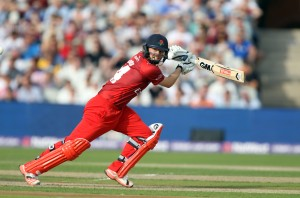 LANCASHIRE COUNTY CRICKET CLUB Emirates Old Trafford Lancashire Lightning v Yorkshire Vikings Nat West t20 Blast 03/07/15 Karl Brown