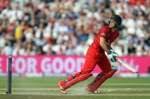 LANCASHIRE COUNTY CRICKET CLUB Emirates Old Trafford Lancashire Lightning v Yorkshire Vikings Nat West t20 Blast 03/07/15 Liam Livingstone