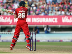 lancs batting James Faulkner Nat West t20 Blast Finals day Edgbaston semi final LANCASHIRE COUNTY CRICKET CLUB v Hampshire 29/08/15