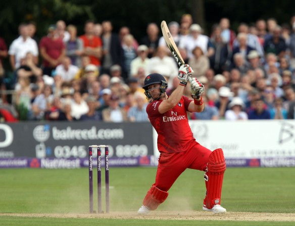 KENT COUNTY CRICKET CLUB t20 blast Quarter final Kent v Lancashire  15/08/15 Steven Croft