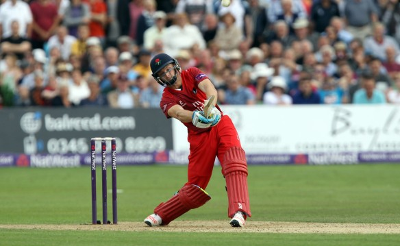 KENT COUNTY CRICKET CLUB t20 blast Quarter final Kent v Lancashire  15/08/15 Jos Buttler