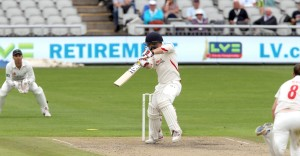 Steven Croft LANCASHIRE COUNTY CRICKET CLUB Emirates Old Trafford LV= County Championship Lancashire v Glamorgan 22/08/15
