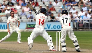 LANCASHIRE COUNTY CRICKET CLUB Emirates Old Trafford LV= County Championship Lancashire v Glamorgan 23/08/15