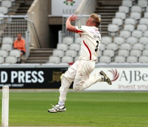 Glen Chapple  LANCASHIRE COUNTY CRICKET CLUB Emirates Old Trafford LV= County Championship Lancashire v Glamorgan 23/08/15