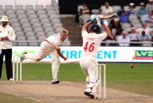 Glen Chapple LANCASHIRE COUNTY CRICKET CLUB Emirates Old Trafford LV= County Championship Lancashire v Glamorgan 24/08/15