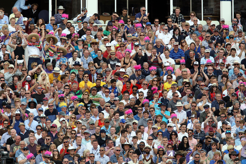 Nat West t20 Blast Finals day Edgbaston semi final LANCASHIRE COUNTY CRICKET CLUB v Hampshire 29/08/15