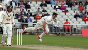 James Anderson LANCASHIRE COUNTY CRICKET CLUB Emirates Old Trafford LV= County Championship Lancashire v Surrey 15/09/15