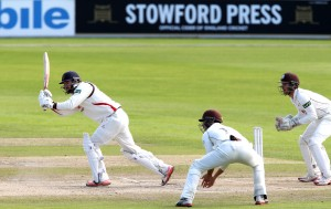 Arron Lilley LANCASHIRE COUNTY CRICKET CLUB Emirates Old Trafford LV= County Championship Lancashire v Surrey 16/09/15