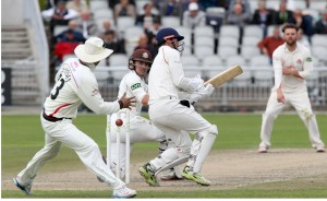 LANCASHIRE COUNTY CRICKET CLUB Emirates Old Trafford LV= County Championship Lancashire v Surrey 16/09/15
