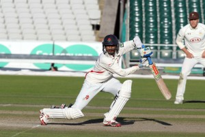 Haseeb Hameed LANCASHIRE COUNTY CRICKET CLUB Emirates Old Trafford LV= County Championship Lancashire v Surrey 16/09/15