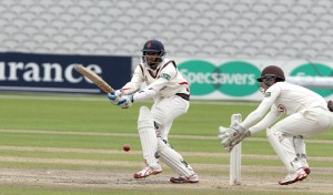 Haseeb Hameed LANCASHIRE COUNTY CRICKET CLUB Emirates Old Trafford LV= County Championship Lancashire v Surrey 17/09/15