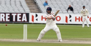 Steven Croft LANCASHIRE COUNTY CRICKET CLUB Emirates Old Trafford LV= County Championship Lancashire v Surrey 16/09/15 LANCASHIRE COUNTY CRICKET CLUB Emirates Old Trafford LV= County Championship Lancashire v Surrey 16/09/15